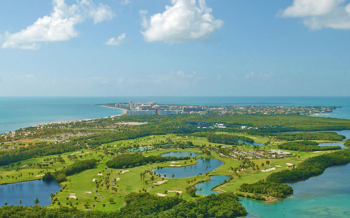Crandon_Golf_Key_Biscayne_Miami  - casa grande